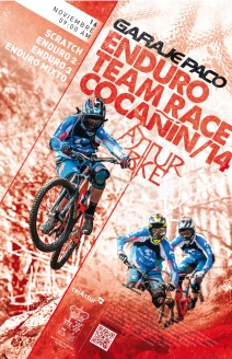 Cartel-Enduro-Team-Race-Cocañín-2014